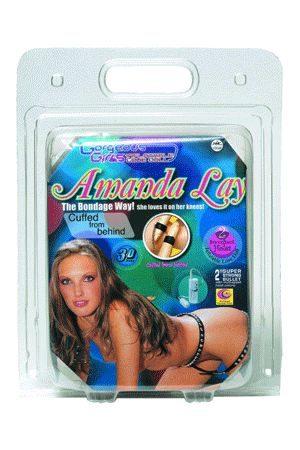 Bambola Gonfiabile Bondage Amanda Lay Vibrante