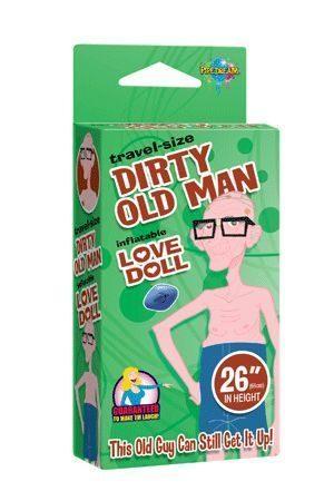 Bambola Gonfiabile Scherzo Dirty Old Man